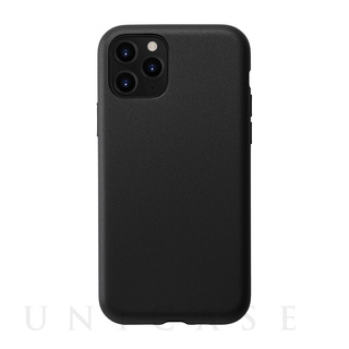 【iPhone11 Pro ケース】Smooth Touch Hybrid Case for iPhone11 Pro (black)