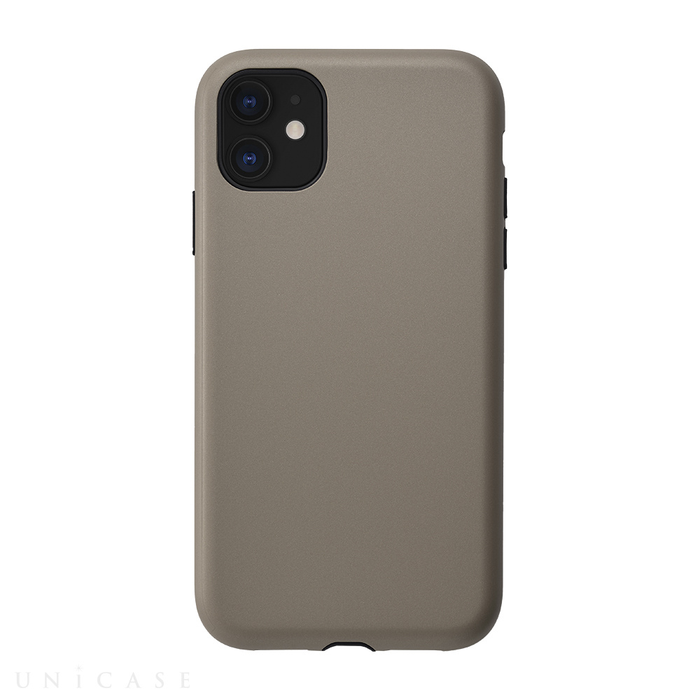 【iPhone11/XR ケース】Smooth Touch Hybrid Case for iPhone11 (beige)