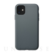 【iPhone11 ケース】Smooth Touch Hybrid Case for iPhone11 (blue gray)