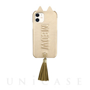 【iPhone11/XR ケース】Tassel Tail Cat...