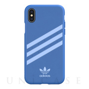 【iPhoneXS/X ケース】Moulded Case GAZELLE SMU (True Blue)