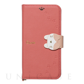 【iPhone11 Pro ケース】手帳型ケース Cocotte (Pink)