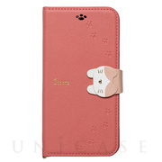 【iPhone11 ケース】手帳型ケース Cocotte (Pink)