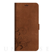【iPhone11 ケース】手帳型ケース SMART COVER (BROWN)