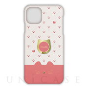 【iPhone11 ケース】背面ケース Minette (Pink)