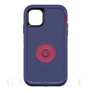 【iPhone11 Pro ケース】Otter + Pop Defender (GRAPE JELLY)