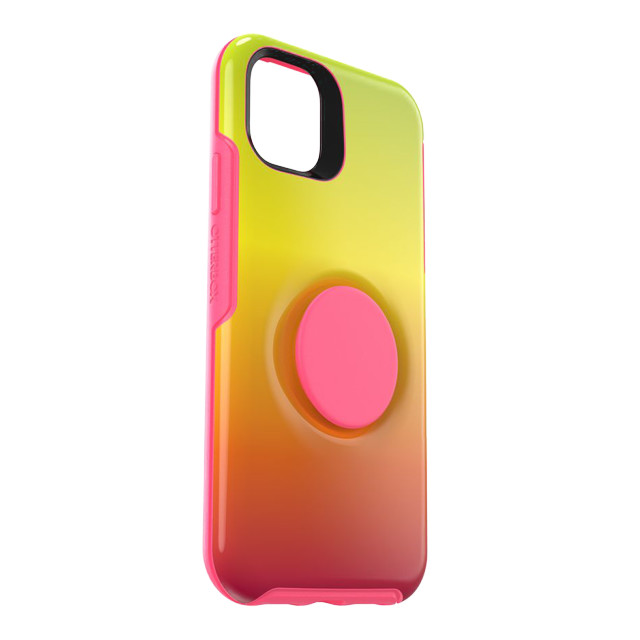 【iPhone11 Pro Max ケース】Otter + Pop Symmetry (ISLAND OMBRE)