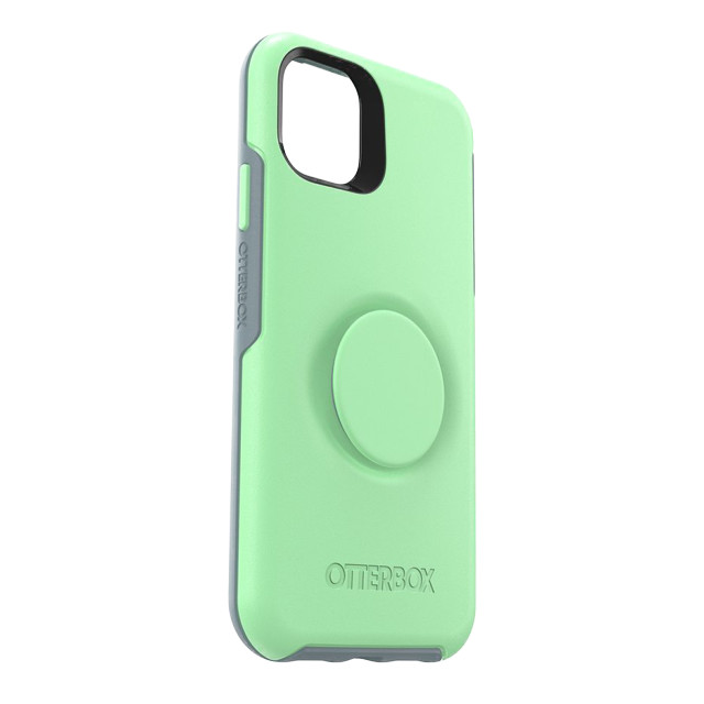 【iPhone11 Pro Max ケース】Otter + Pop Symmetry (MINT TO BE)サブ画像