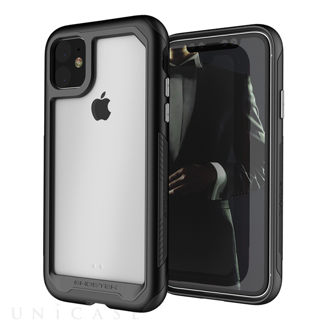 【iPhone11 Pro Max ケース】Atomic Slim 3 (Black)