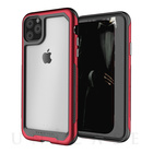 【iPhone11 Pro Max ケース】Atomic Slim 3 (Red)