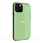 【iPhone11 ケース】IIII fit (グリーン)