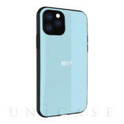 【iPhone11 ケース】IIII fit (ライトブルー)