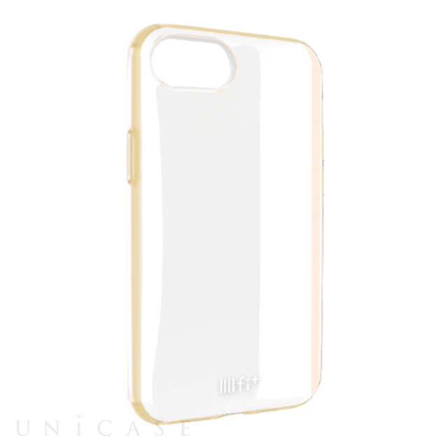 【iPhone8/7/6s/6 ケース】IIII fit Clear (イエロー)