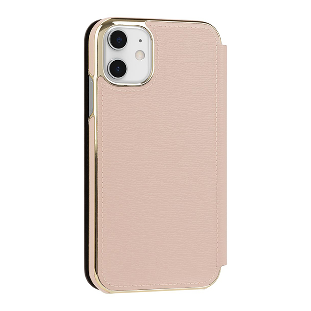 【iPhone11 ケース】INLAY FOLIO -pale vellum pugoods_nameサブ画像