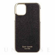【iPhone11 ケース】INLAY WRAP -black munera