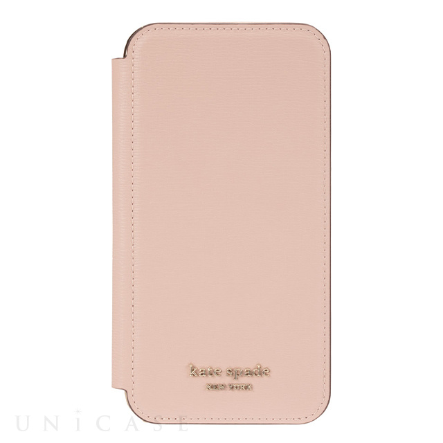 【iPhone11 ケース】INLAY FOLIO -pale vellum pu