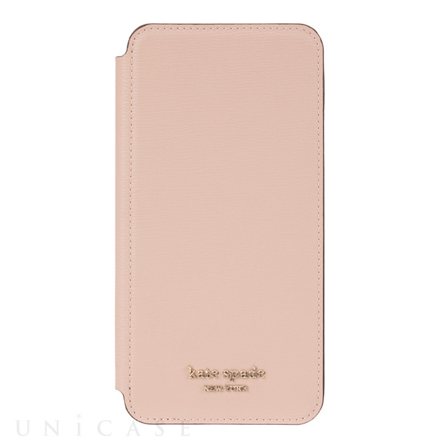 【iPhone11 Pro Max ケース】INLAY FOLIO -pale vellum pu