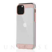 【iPhone11 ケース】Innocence Case Clear (Rose Gold)