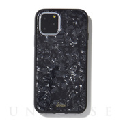【iPhone11 Pro ケース】CLEAR COAT (BLACK TORT)