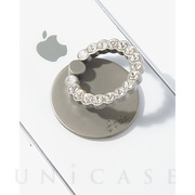 Universal Phone Ring (Gunmetal/Clear)