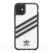【iPhone11/XR ケース】Moulded Case SAMBA FW19 (White/Black)