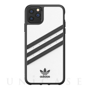 【iPhone11 Pro Max ケース】Moulded Case SAMBA FW19 (White/Black)