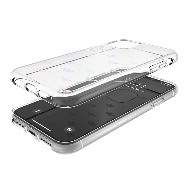 【iPhone11 ケース】Clear Case FW19 (Colourful)サブ画像