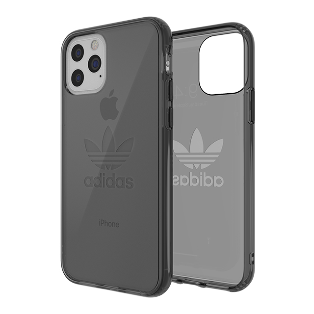 【iPhone11 Pro ケース】Protective Clear Case Big Logo FW19 (Smokey Black)goods_nameサブ画像