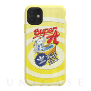 【iPhone11 ケース】Moulded Case BODEGA FW19 (Shock Yellow)