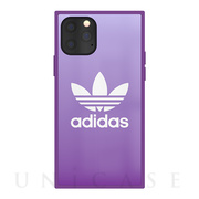 【iPhone11 Pro ケース】SQUARE CASE FW19 (Active Purple)