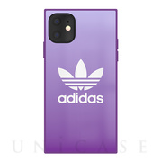 【iPhone11/XR ケース】SQUARE CASE FW19 (Active Purple)