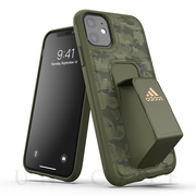【iPhone11/XR ケース】Grip Case CAMO FW19 (Tech olive)