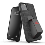 【iPhone11 Pro Max ケース】Grip Case FW19 (Black/Red)