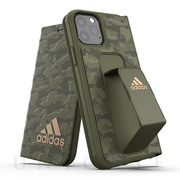 【iPhone11 Pro ケース】Folio Grip Case CAMO FW19 (Tech olive)