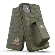 【iPhone11/XR ケース】Folio Grip Case CAMO FW19 (Tech olive)