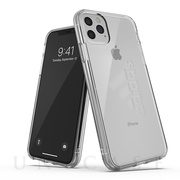 【iPhone11 Pro Max ケース】Protective Clear Case FW19 (Clear big logo)