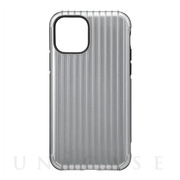 "【iPhone11 Pro ケース】""Rib"" Hybrid Shell Case (Gray)"