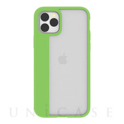 【iPhone11 ケース】Illusion (Electric Kiwi)