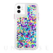 【iPhone11/XR ケース】Waterfall (Confetti)