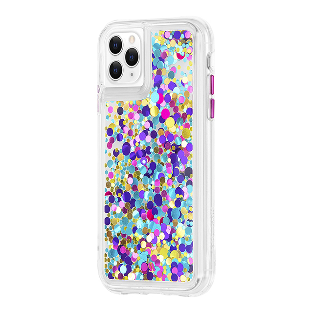 【iPhone11 Pro Max ケース】Waterfall (Confetti)