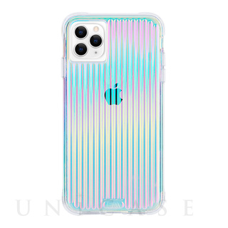 Case-Mate(ケースメイト) 【iPhone11 Pro ケース】Tough (Iridescent)