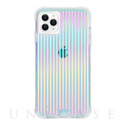 【iPhone11 Pro Max ケース】Tough (Iridescent)