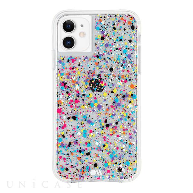 【iPhone11 ケース】Spray Paint