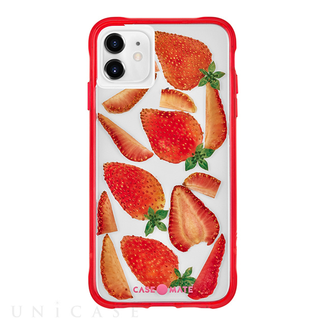 【iPhone11 ケース】Tough Juice (Summer Berries)