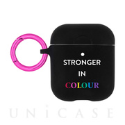 【AirPods ケース】PRABAL GURUNG (Stronger in Colour)