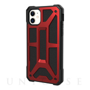 【iPhone11 ケース】UAG Monarch Case (Crimson)