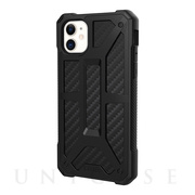 【iPhone11 ケース】UAG Monarch Case (Carbon Fiber)