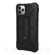 【iPhone11 Pro Max ケース】UAG Monarch Case (Carbon Fiber)