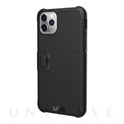 【iPhone11 Pro Max ケース】UAG Metropolis Case (Black)