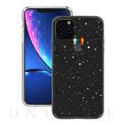 【iPhone11 ケース】Hybrid Cushion Graphics Case (Spaceman)